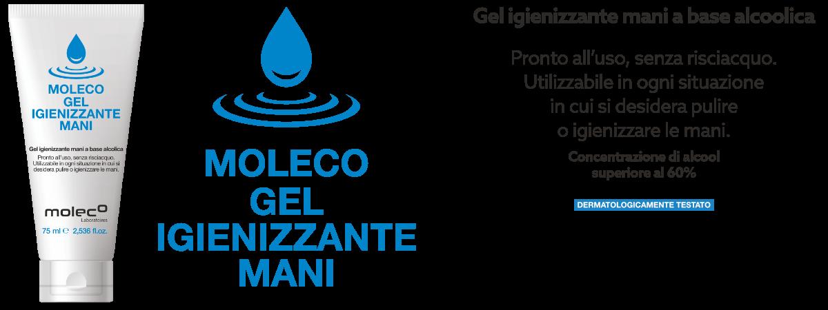 Banner Gel Igienizzante Mani